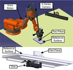 Measurement Assisted Robotic Machining for Airbus