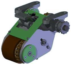 Machine Design for Stenner Saw Mills
