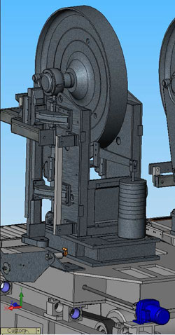 A Design for a Band Saw