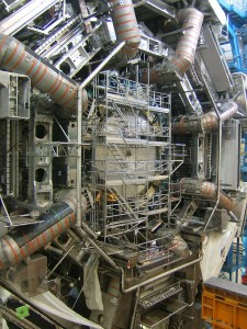 The ATLAS Detector in the Large Hadron Collider – Accelerator Experiments Depend on Dimensional Measurement for Sensor and Magnet Positioning