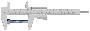 A Simple Example of Combining Uncertainty for the Measurement of a Bolt using Callipers