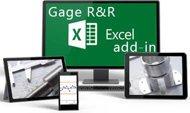 Gage R&R Excel Add-in