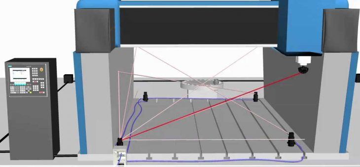 Etalon Multiline Enables Self-calibrating Machine Tools